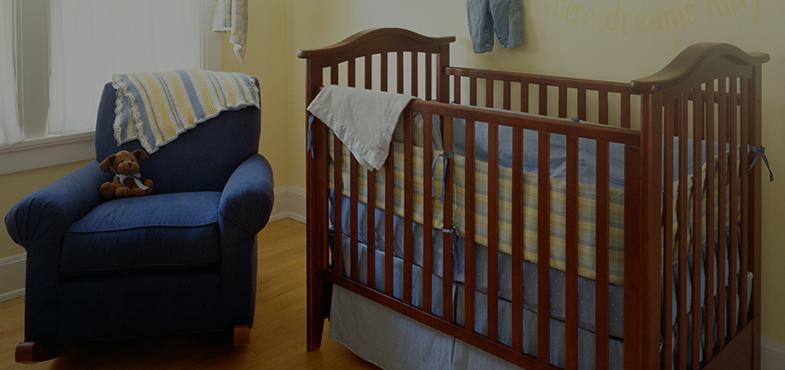 Preparing a Baby Nursery - JOHNSON'S® BABY
