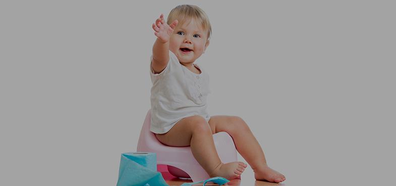Potty Training Tips - JOHNSON'S® BABY