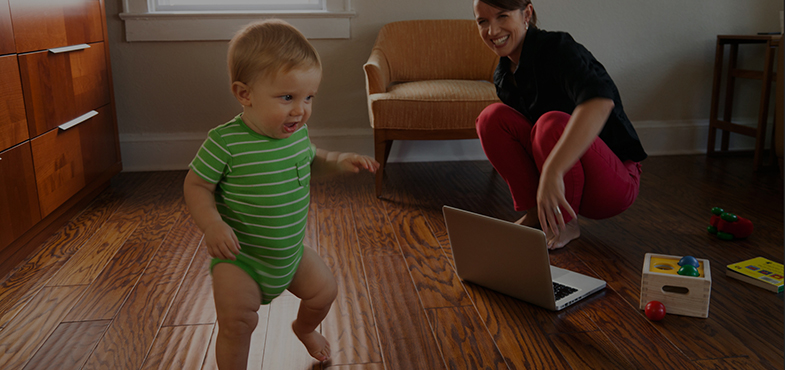 How Babies Learn to Walk - JOHNSON'S® BABY