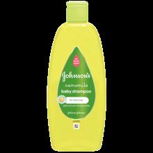 Baby Shampoo Camomile - JOHNSON'S® BABY