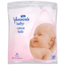 JOHNSON'S® Baby Cotton Balls
