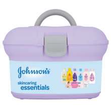 JOHNSON'S® Skincaring Essentials Box