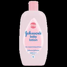 Baby Lotion - JOHNSON'S® BABY
