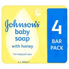 JOHNSON'S® Baby Soap