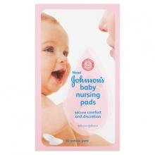 Johnsons Nursing Pads - JOHNSON'S® BABY