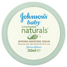 JOHNSON'S® Baby Soothing Naturals™ Intense Moisture Cream
