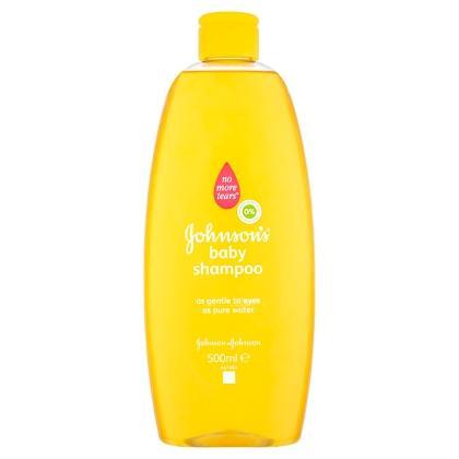Shampoo - JOHNSON'S® BABY