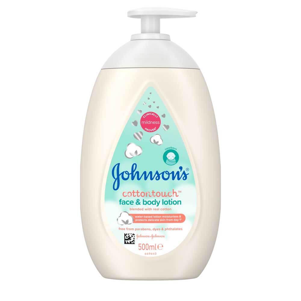 Johnson's Baby Milk Cream A Perfect Hand Cream: Review