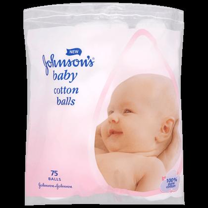 Johnsons Cotton Balls - JOHNSON'S® BABY