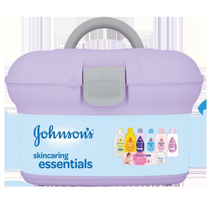Baby Skincare Essentials Box - JOHNSON'S® BABY