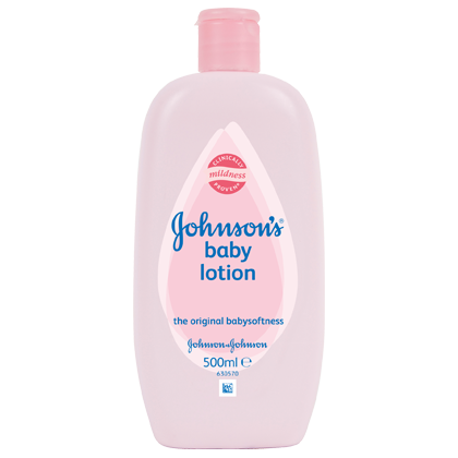 Baby Lotion - JOHNSON'S® BABY