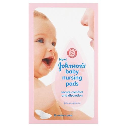 Johnsons Nursing Pads - JOHNSON'S® BABY