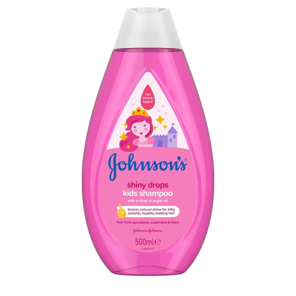 f0b3ba19 Shiny Drops Kids Shampoo | JOHNSON'S® Baby