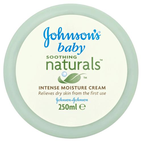 JOHNSON'S® Baby Soothing Naturals™ Intense Moisture Cream