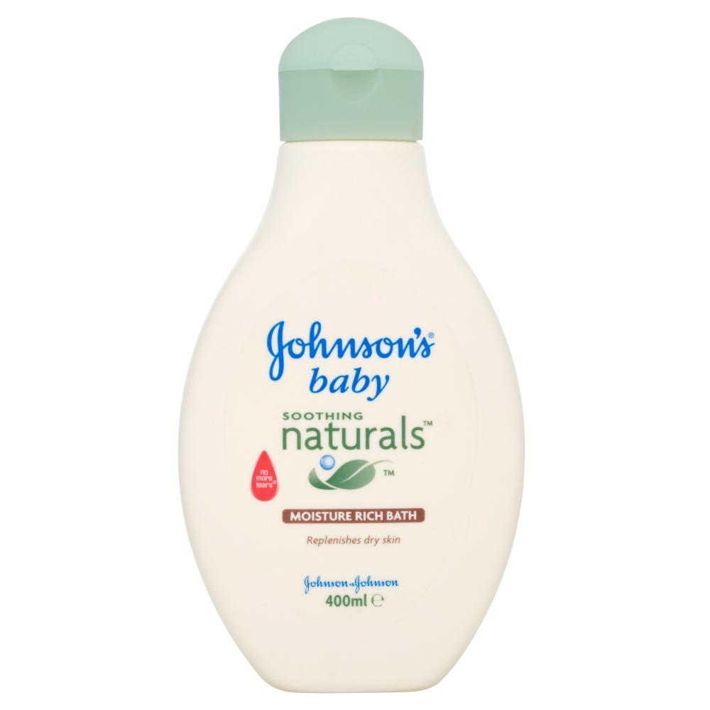 Johnson's natural baby wash coupon