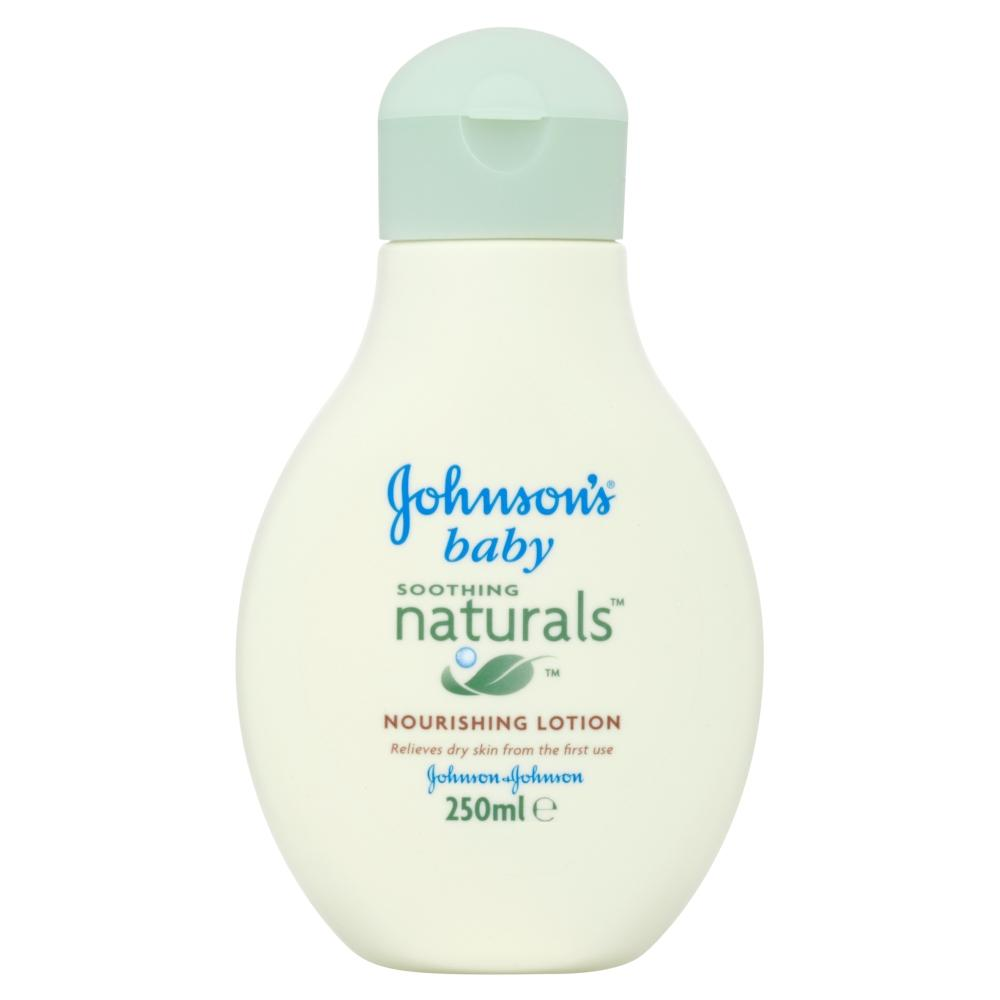 JOHNSON'S® Baby Soothing Naturals™ Lotion