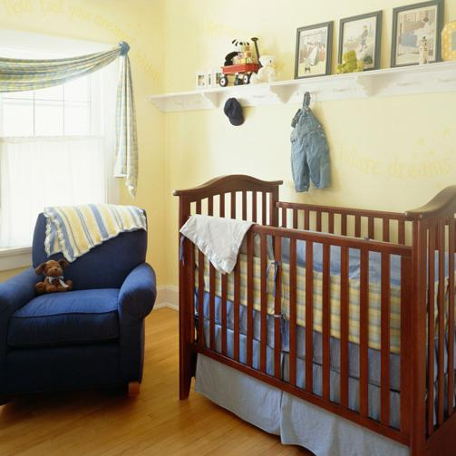Preparing the Nursery - JOHNSON'S® BABY