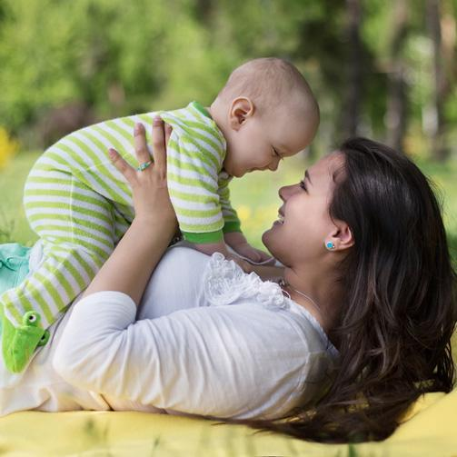 Postpartum - Yourself Post Birth - JOHNSON'S® BABY