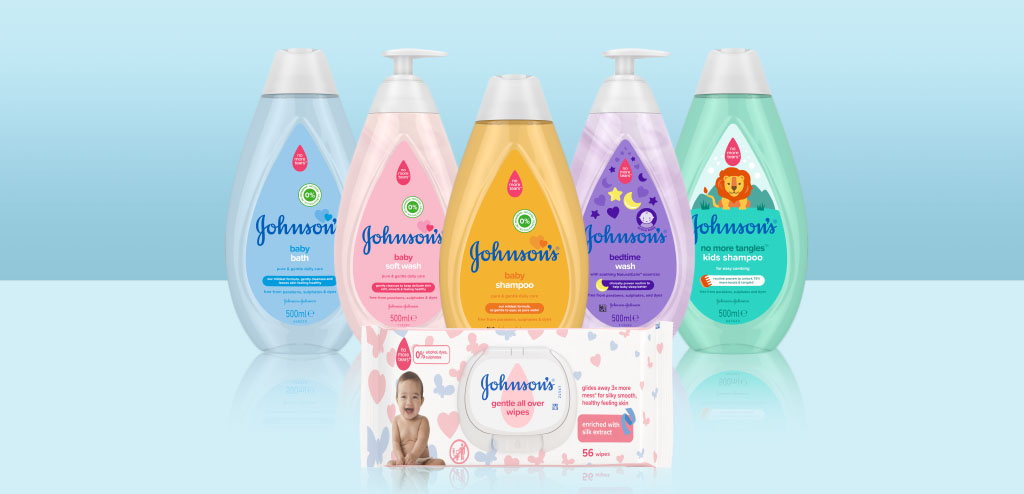 Contact Us | JOHNSON'S® Baby